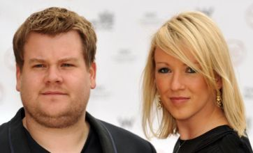 James Corden 'over the moon' to become father for the first time