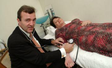 Stem cell doctor Robert Trossel struck off