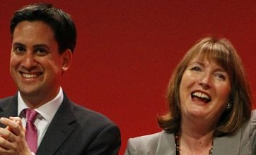Harriet Harman tells Labour conference 'Ed's my cup of tea'