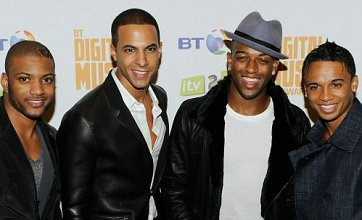 JLS beat the rap to double awards glory at Digital Awards