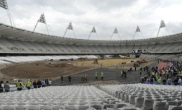 Spurs show interest in Olympic Stadium move