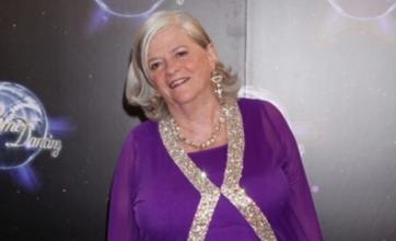 Strictly Come Dancing: Ann Widdecombe's popularity still growing