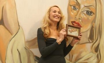 Lucian Freud's Jerry Hall nude portrait sells for £600k
