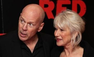 Dame Helen Mirren: I have a crush on Red co-star Bruce Willis