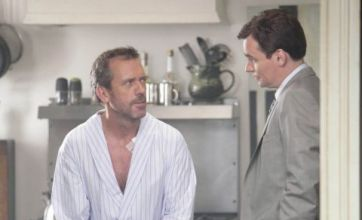 House: Non-stop sex and nudity from Hugh Laurie