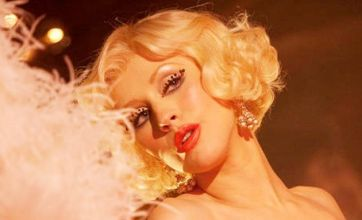 Romantic new Burlesque trailer released