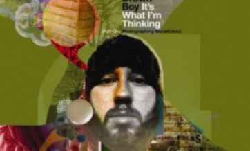 Badly Drawn Boy's It's What I'm Thinking is thoughtfully written