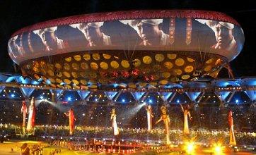 The Delhi Commonwealth Games 2010 open, despite the scares
