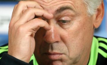Carlo Ancelotti's 'difficult week' earns praise from Chelsea no.2 Ray Wilkins