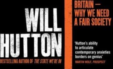 Them And Us: Disappointing from a thinker of Will Hutton's calibre