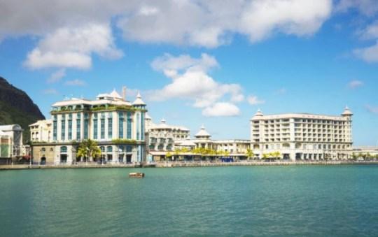 Caudan waterfront, Port Louis