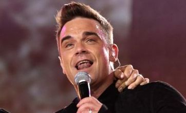 Robbie Williams wants 'gay baby'