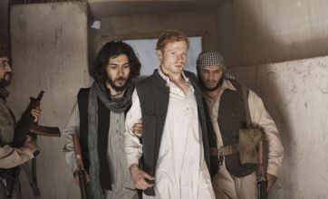 Prince Harry faces mock Taliban execution in Channel 4 docudrama
