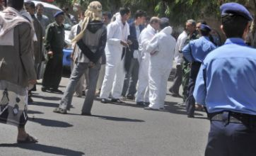 Twin strikes in Yemen see 1 dead and four hurt