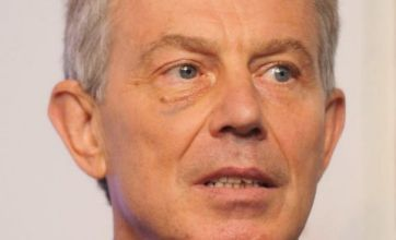 Tony Blair: West 'is losing war of words'