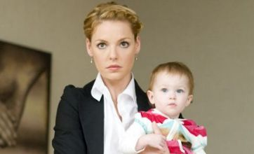 Life As We Know It: Katherine Heigl stars in yet another typecast romcom