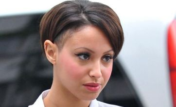 Sugababe Amelle Berrabah's 'exceptionally silly' behaviour lands her a 14-month driving ban