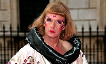 Grayson Perry: Public attention doesn't bother me