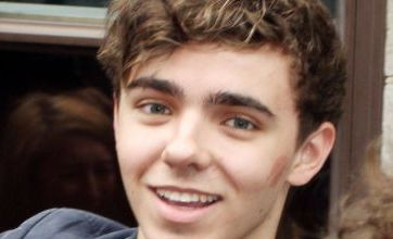 The Wanted's Nathan 'too young' to enjoy showbiz parties