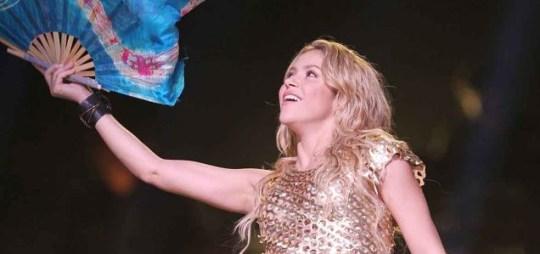 Shakira will be performing at the MTV awards bash (Photo: AP)