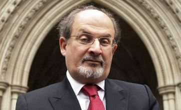 Sir Salman Rushdie: 'Want beautiful women? Pay them lots of money'
