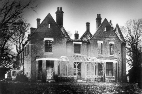Most haunted: Borley Rectory features in Peter Ackroyd's tales of the undead, which linger disturbingly in the mind (Pic: Alamy)