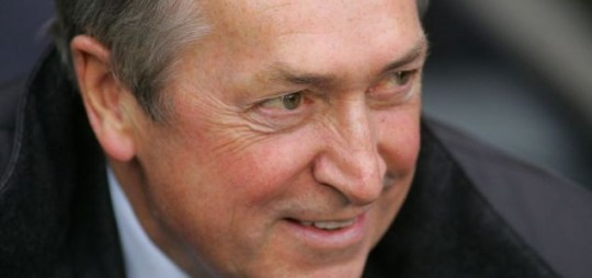 Gerard Houllier: 'It is not my view to use the same 11 all the time' (Picture: EPA)