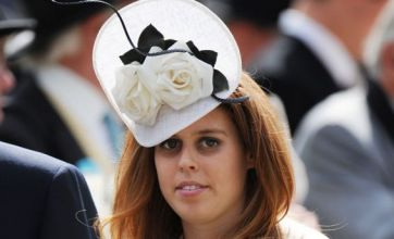 Princess Beatrice in car crash terror