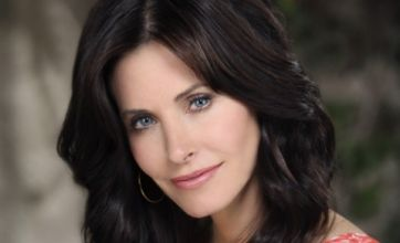 Courteney Cox 'offered £600k to be face of Cougar dating website'