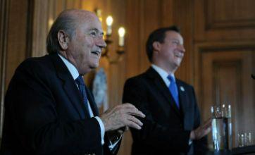 FIFA's Sepp Blatter: England has made football safe