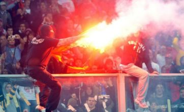 Italy receive official apology from Serbia over Euro 2012 qualifier riots