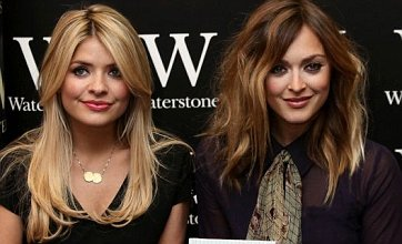 Holly Willoughby and Fearne Cotton expose naked truth on their friendship