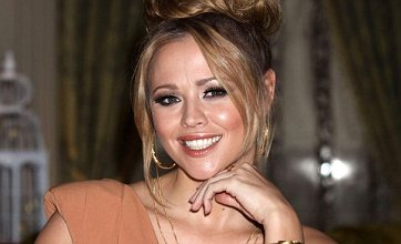 Kimberley Walsh launches her own jewellery line