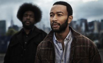 John Legend And The Roots: A political protest with a lot of soul