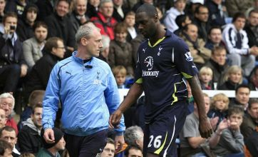 Ledley King retirement fears grow as Harry Redknapp reveals injury worries