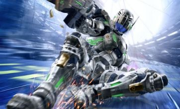 Games review – Vanquish conquers all