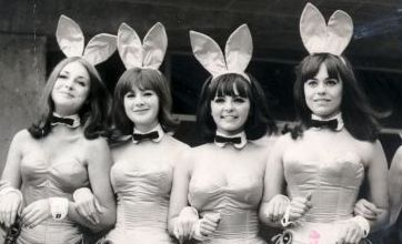 Playboy's bunnies come back to London with new Playboy Club