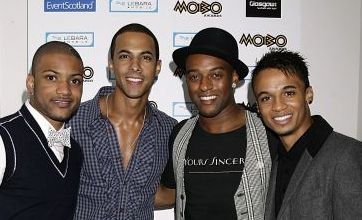JLS back John Adeleye to join Cher Lloyd and One Direction in X Factor final