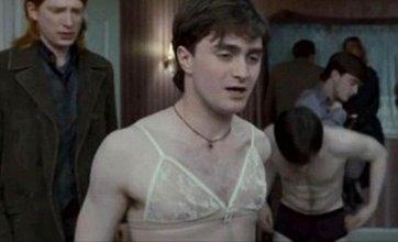 Daniel Radcliffe caught wearing Emma Watson's bra