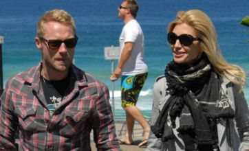 Ronan Keating to reunite with wife by Christmas?