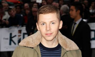 Rapper Professor Green: I have sleep paralysis