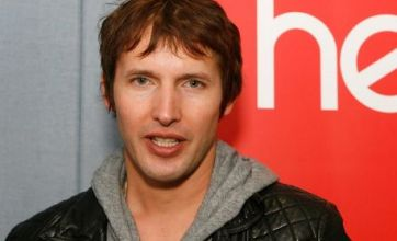 James Blunt wants to set up a 'posh Mobo'
