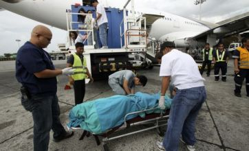 Filipino passenger found dead in plane toilet