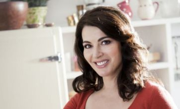 Nigella Lawson's job is to be sexy, not a laughable and pointless everywoman