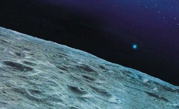 Moon's water 'a useful resource'