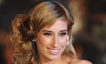 Stacey Solomon signs up for I'm A Celebrity
