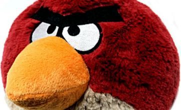 Angry Birds toys to be released soon