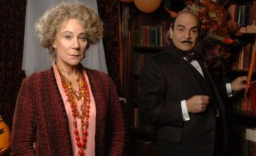 Agatha Christie's Poirot was decent but slightly predictable