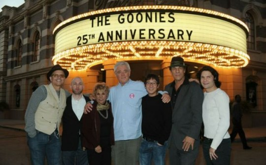 The Goonies 25th anniversary