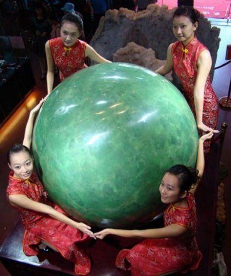 Mongolia luminous pearl